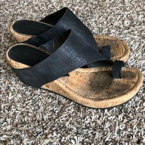 """dabcb9a571b2 Donald J. Pliner Shoes - """"Gyer"""" Wedge Sandals"""